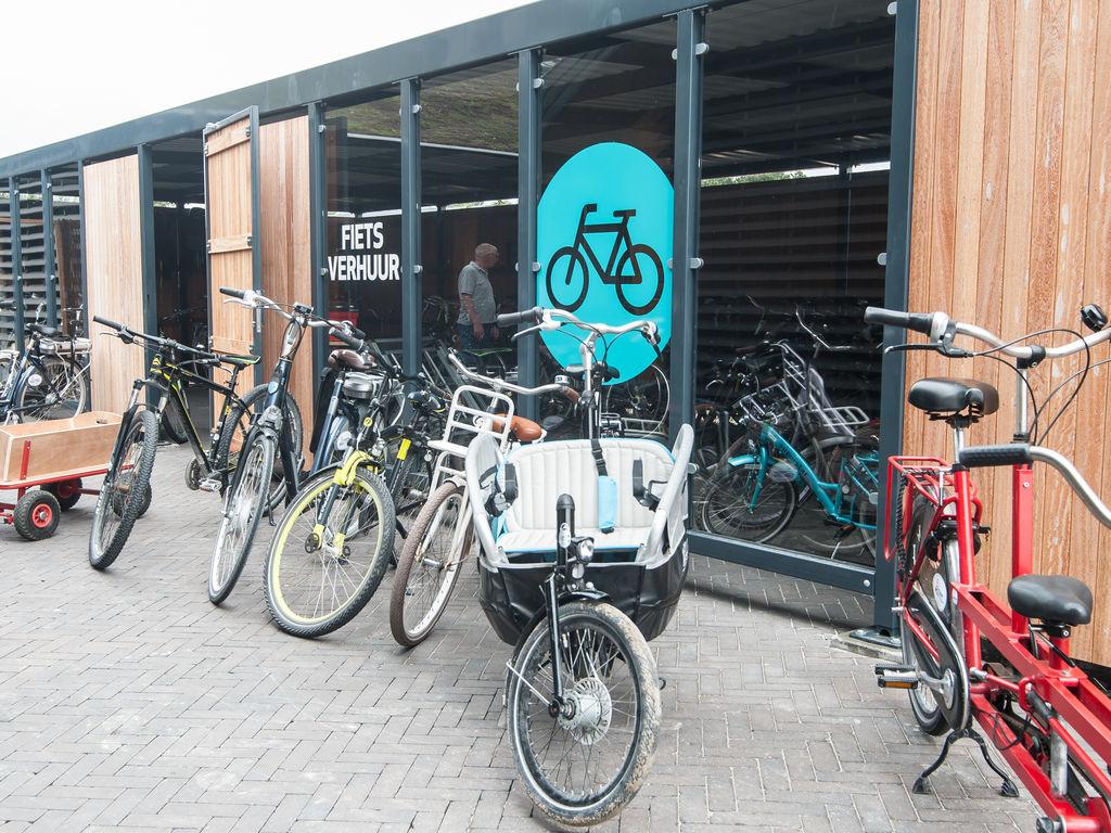 Ferienhaus Komf. Lodge mit Kombi-Mikrowelle, 900 m vom Strand entf. (2284199), Hollum, Ameland, Friesland (NL), Niederlande, Bild 15