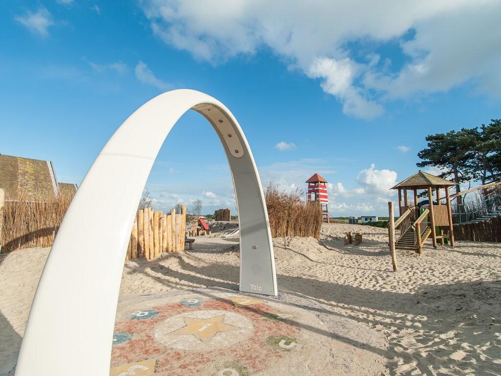 Ferienhaus Komf. Lodge mit Kombi-Mikrowelle, 900 m vom Strand entf. (2284199), Hollum, Ameland, Friesland (NL), Niederlande, Bild 16