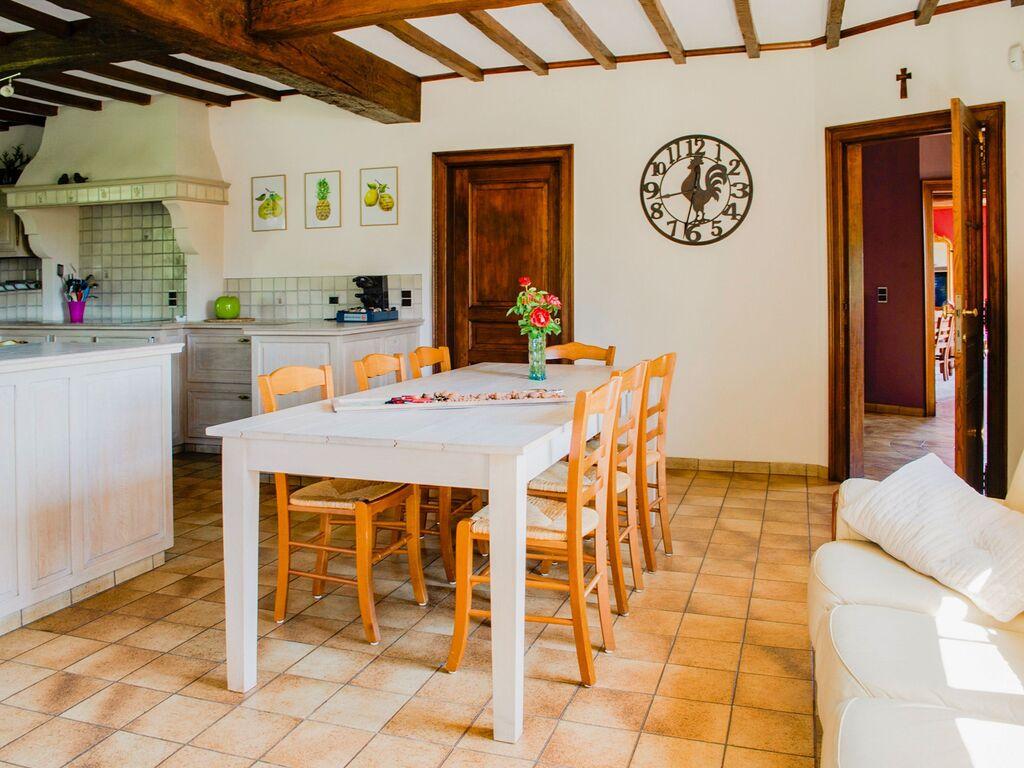 Ferienhaus Malerische Villa in Bièvre mit Garten (2295696), Bièvre, Namur, Wallonien, Belgien, Bild 5