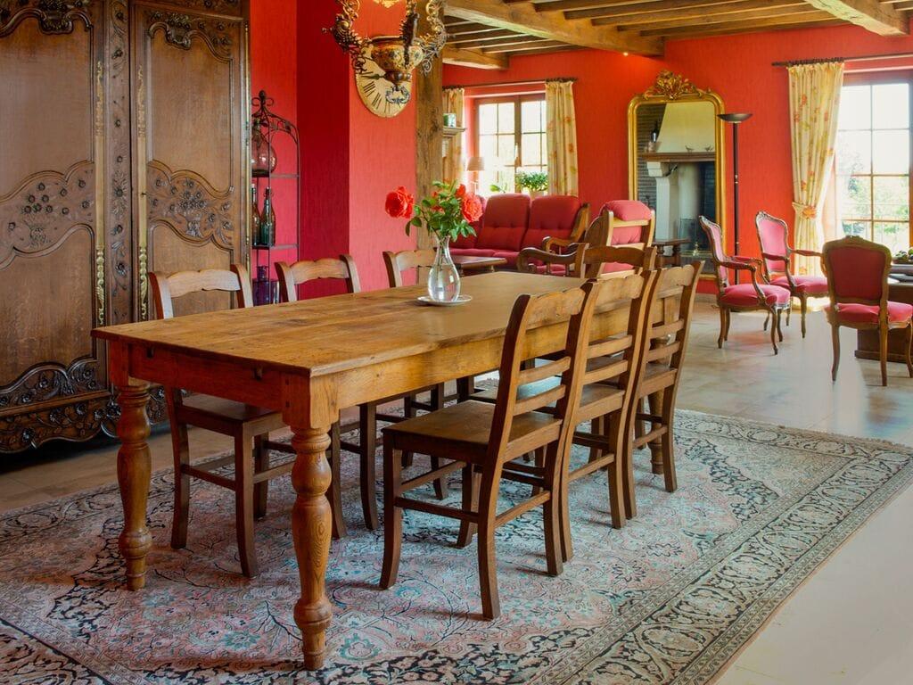 Ferienhaus Malerische Villa in Bièvre mit Garten (2295696), Bièvre, Namur, Wallonien, Belgien, Bild 14