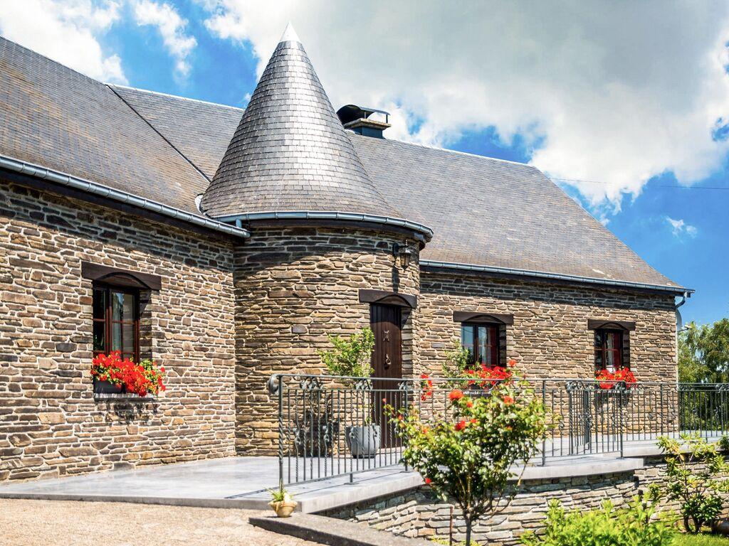 Ferienhaus Malerische Villa in Bièvre mit Garten (2295696), Bièvre, Namur, Wallonien, Belgien, Bild 12