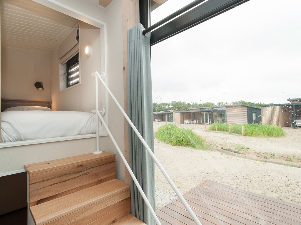 Ferienhaus Komf. Lodge mit Kombi-Mikrowelle, 900 m vom Strand entf. (2284196), Hollum, Ameland, Friesland (NL), Niederlande, Bild 15