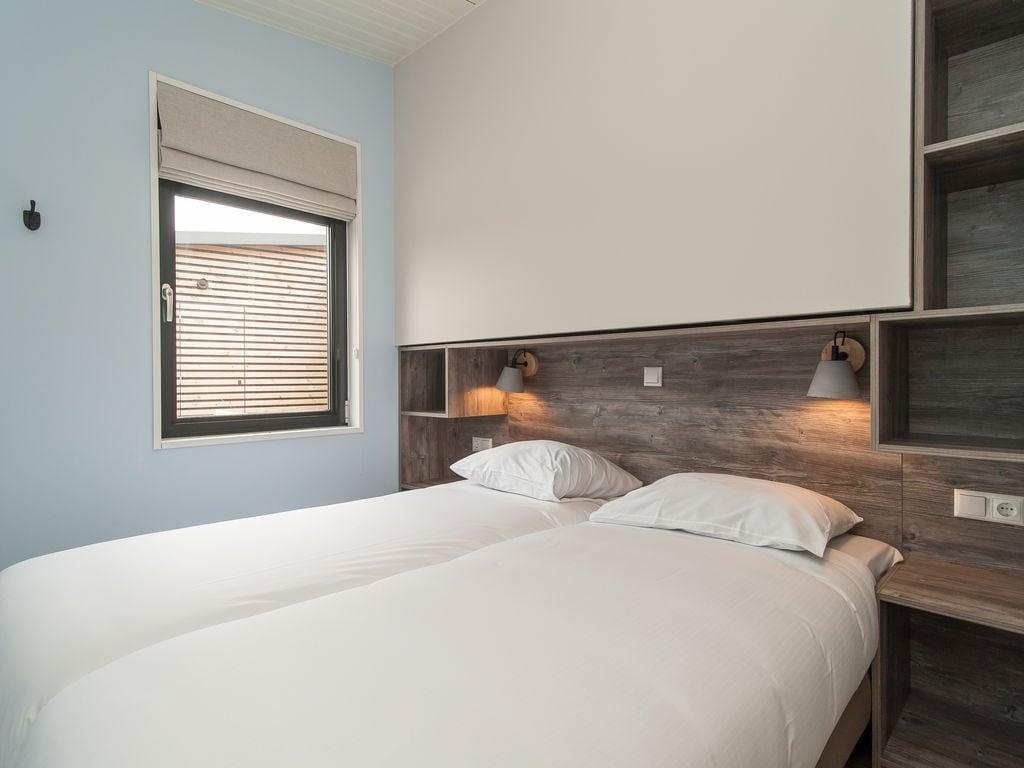 Ferienhaus Komf. Lodge mit Kombi-Mikrowelle, 900 m vom Strand entf. (2284196), Hollum, Ameland, Friesland (NL), Niederlande, Bild 14