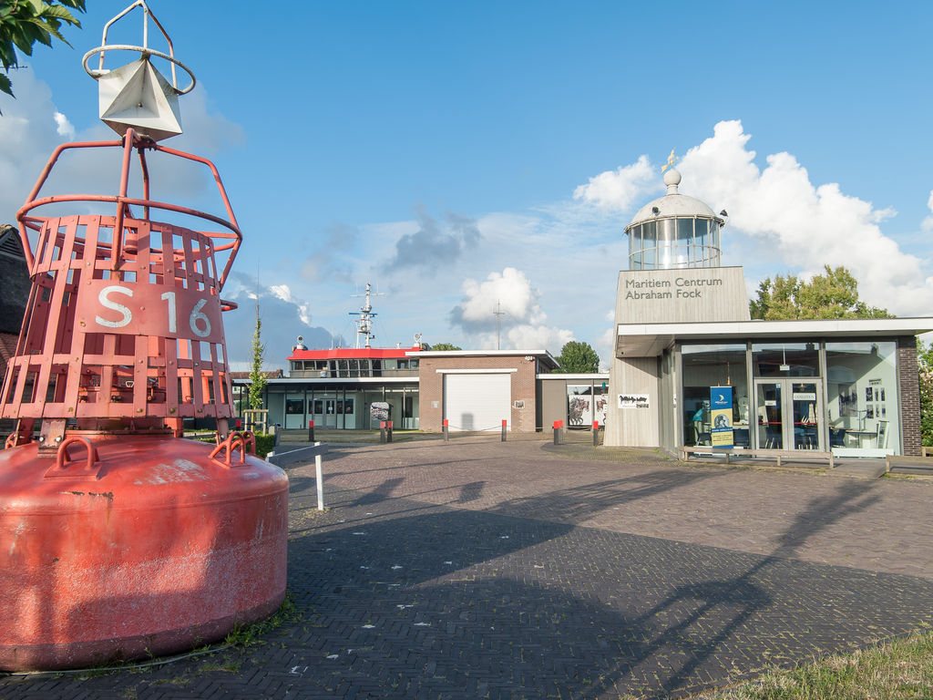 Ferienhaus Komf. Lodge mit Kombi-Mikrowelle, 900 m vom Strand entf. (2284196), Hollum, Ameland, Friesland (NL), Niederlande, Bild 34