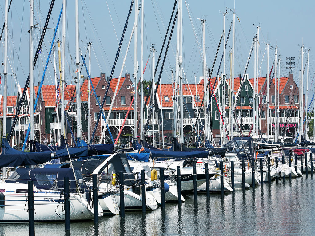 Ferienhaus Marinapark Volendam 3 (2287327), Volendam, Waterland und Zaanregion, Noord Holland, Niederlande, Bild 20