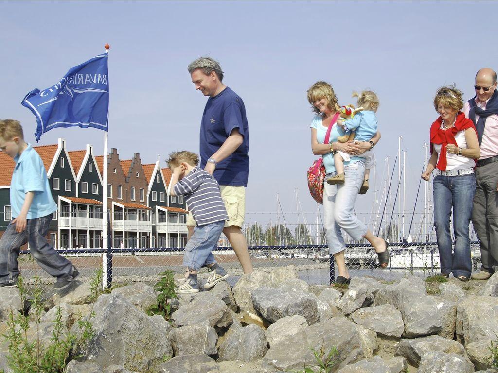 Ferienhaus Marinapark Volendam 3 (2287327), Volendam, Waterland und Zaanregion, Noord Holland, Niederlande, Bild 24