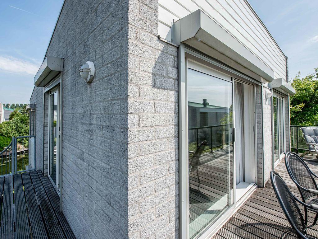 Ferienhaus Freistehende Wasser-Villa in Kortgene am Meer (2415813), Kortgene, , Seeland, Niederlande, Bild 32