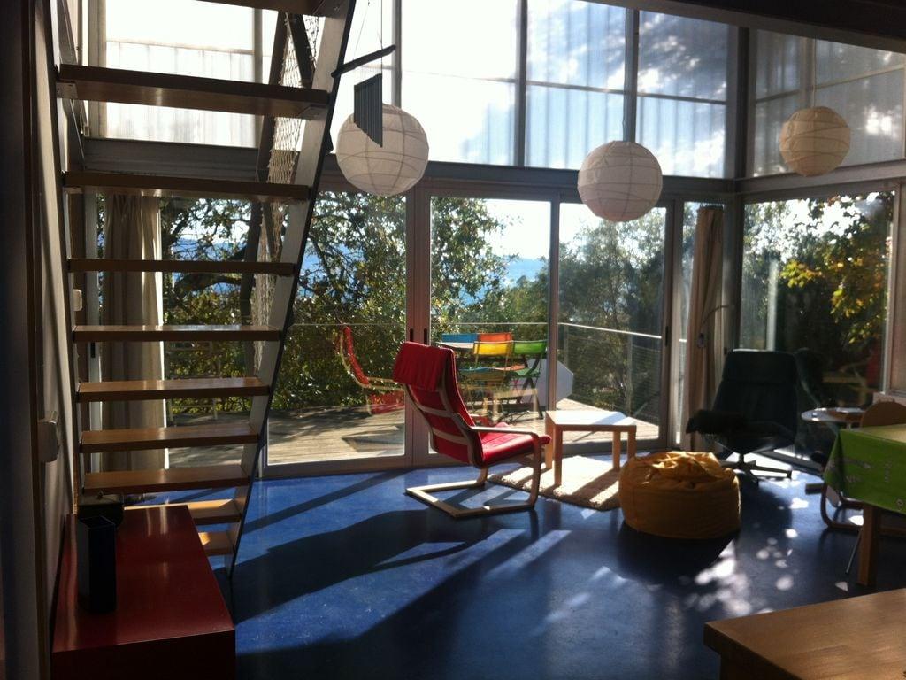 Ferienhaus Modernes Ferienhaus in Padriñán mit Meeresblick (2314606), Simes, Pontevedra, Galicien, Spanien, Bild 8