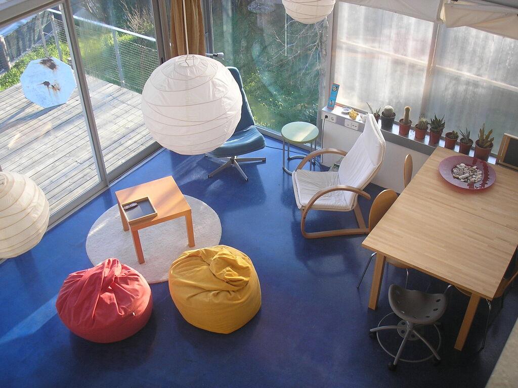 Ferienhaus Modernes Ferienhaus in Padriñán mit Meeresblick (2314606), Simes, Pontevedra, Galicien, Spanien, Bild 5
