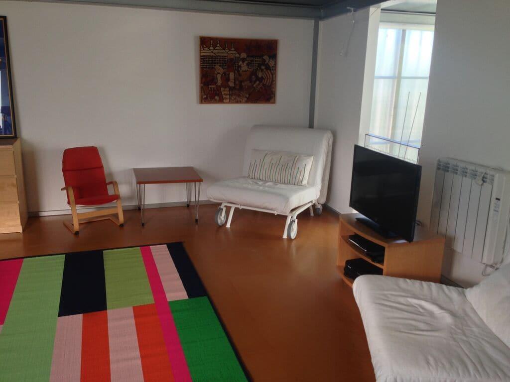 Ferienhaus Modernes Ferienhaus in Padriñán mit Meeresblick (2314606), Simes, Pontevedra, Galicien, Spanien, Bild 21