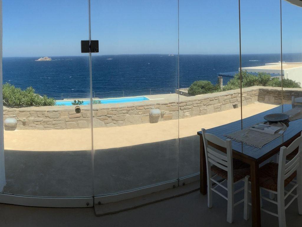 Ferienhaus Waterfront Villas Paros Studio Kea (2326549), Paros, Paros, Kykladen, Griechenland, Bild 7