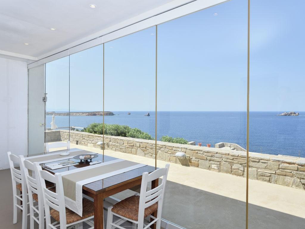 Ferienhaus Waterfront Villas Paros Studio Kea (2326549), Paros, Paros, Kykladen, Griechenland, Bild 1