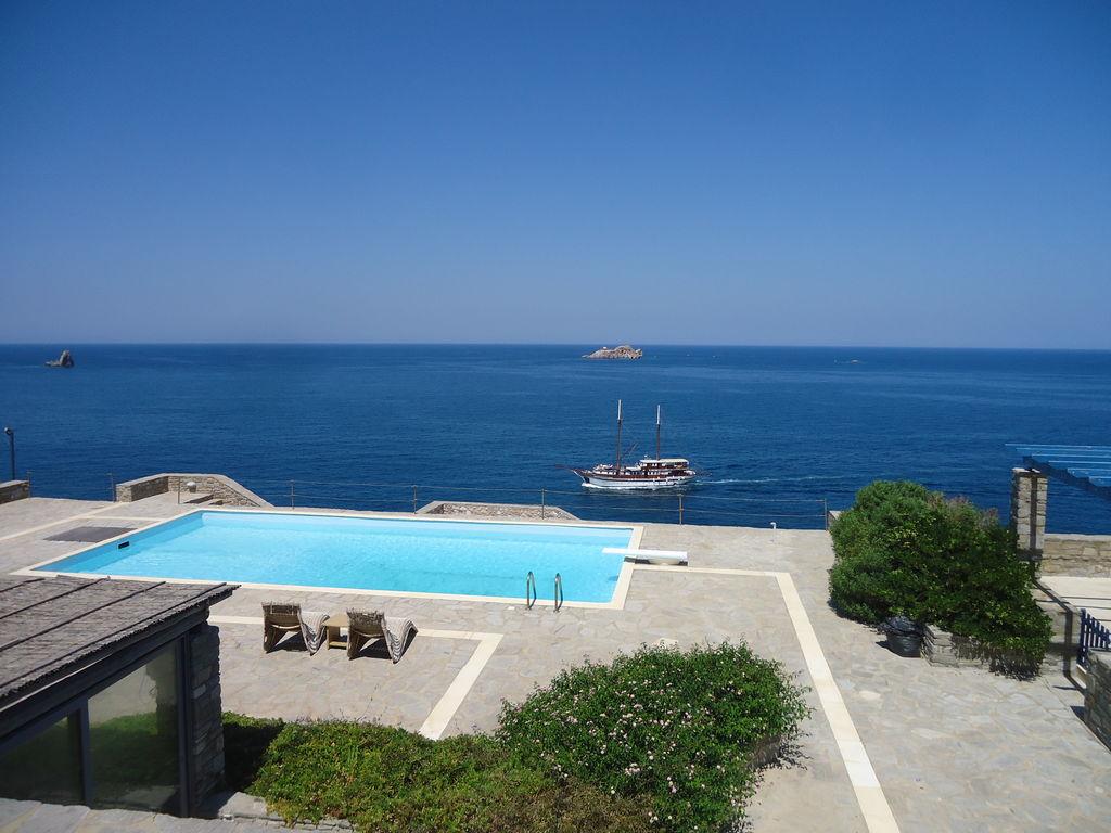 Ferienhaus Waterfront Villas Paros Studio Kea (2326549), Paros, Paros, Kykladen, Griechenland, Bild 8
