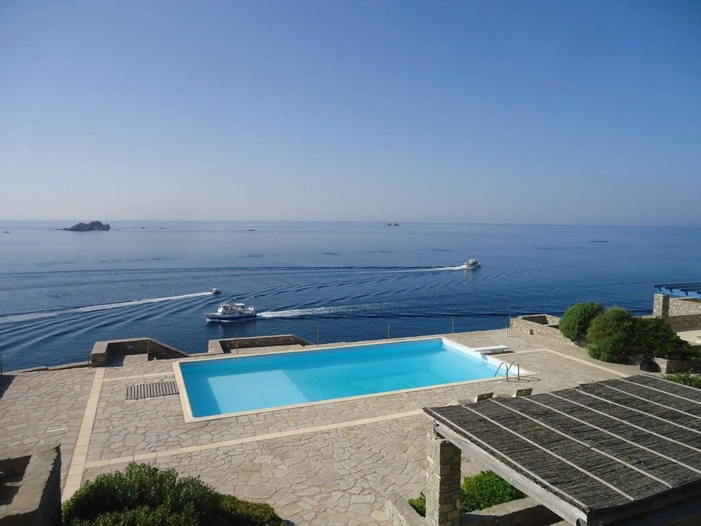 Ferienhaus Waterfront Villas Paros Studio Kea (2326549), Paros, Paros, Kykladen, Griechenland, Bild 10