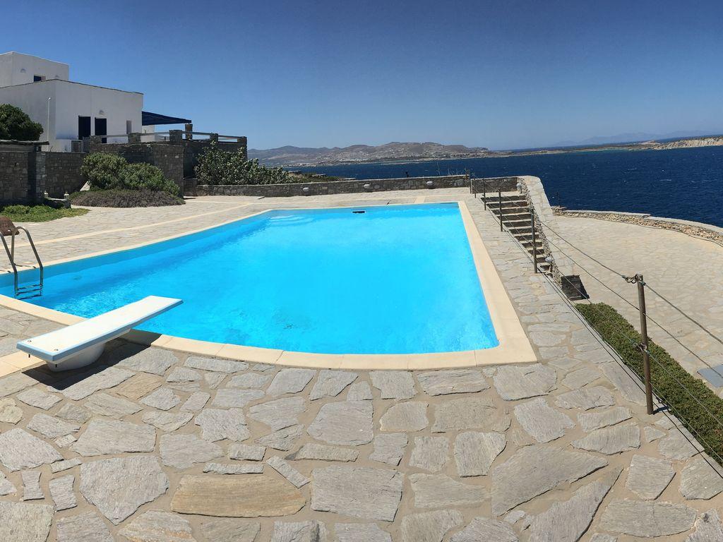 Ferienhaus Waterfront Villas Paros Studio Kea (2326549), Paros, Paros, Kykladen, Griechenland, Bild 4