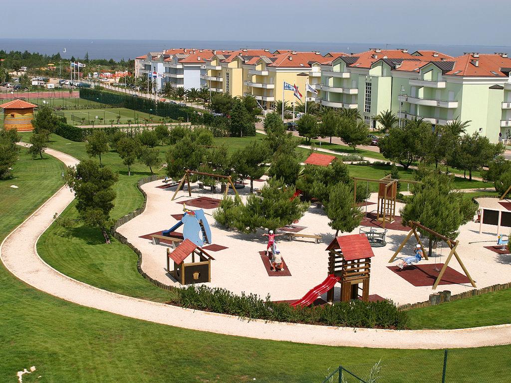 Gemütliches Apartment mit zwei Badezimmern, 9 Ferienpark in Kroatien