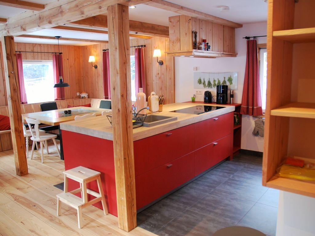 Maison de vacances Chalet Innerkrems 2 (2299381), Innerkrems, Nationalpark Nockberge, Carinthie, Autriche, image 12