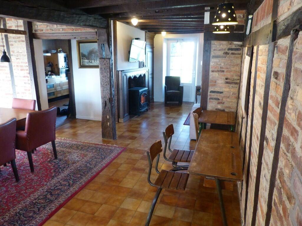 Ferienhaus Geräumiges Ferienhaus in La Neuville-aux-Joûtes mit Garten (2437679), Signy le Petit, Ardennen (FR), Champagne-Ardennen, Frankreich, Bild 13
