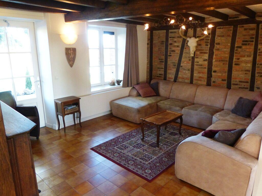 Ferienhaus Geräumiges Ferienhaus in La Neuville-aux-Joûtes mit Garten (2437679), Signy le Petit, Ardennen (FR), Champagne-Ardennen, Frankreich, Bild 5