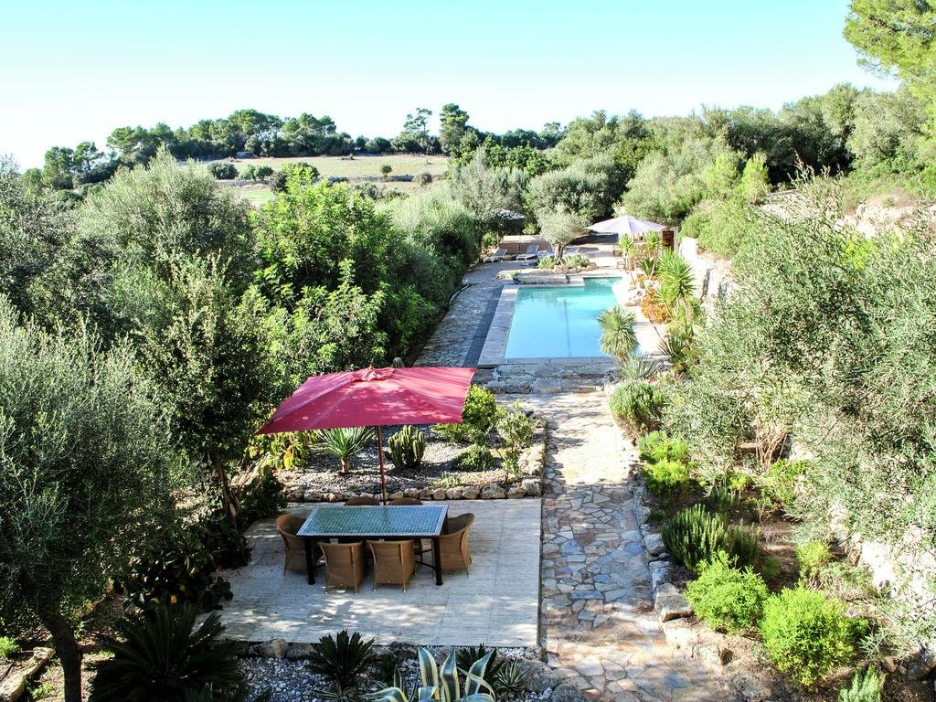 Luxuriöses Landhaus in Montuïri mit Saun Ferienhaus in Spanien