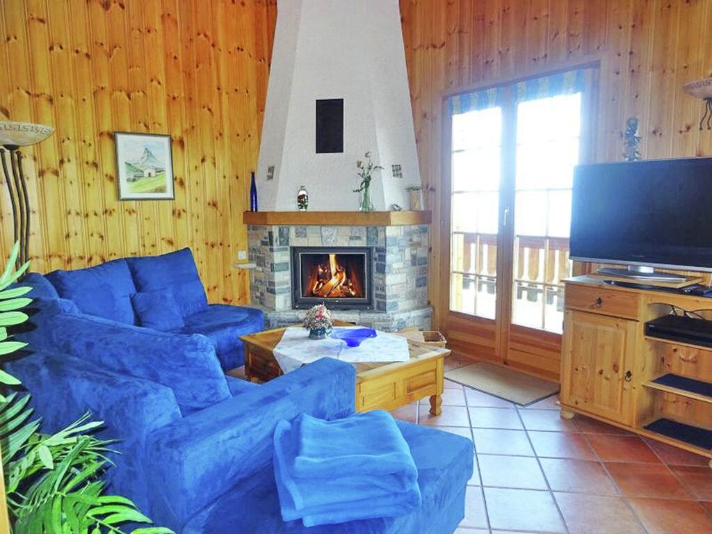 Ferienhaus Komfortables Chalet mit Blick auf die Alpen in Vex (2303936), Thyon-Les Collons, 4 Vallées, Wallis, Schweiz, Bild 5