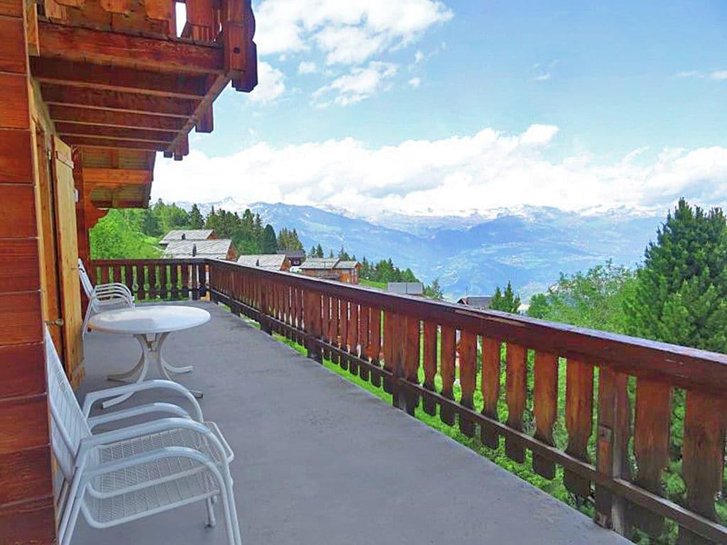 Ferienhaus Komfortables Chalet mit Blick auf die Alpen in Vex (2303936), Thyon-Les Collons, 4 Vallées, Wallis, Schweiz, Bild 15