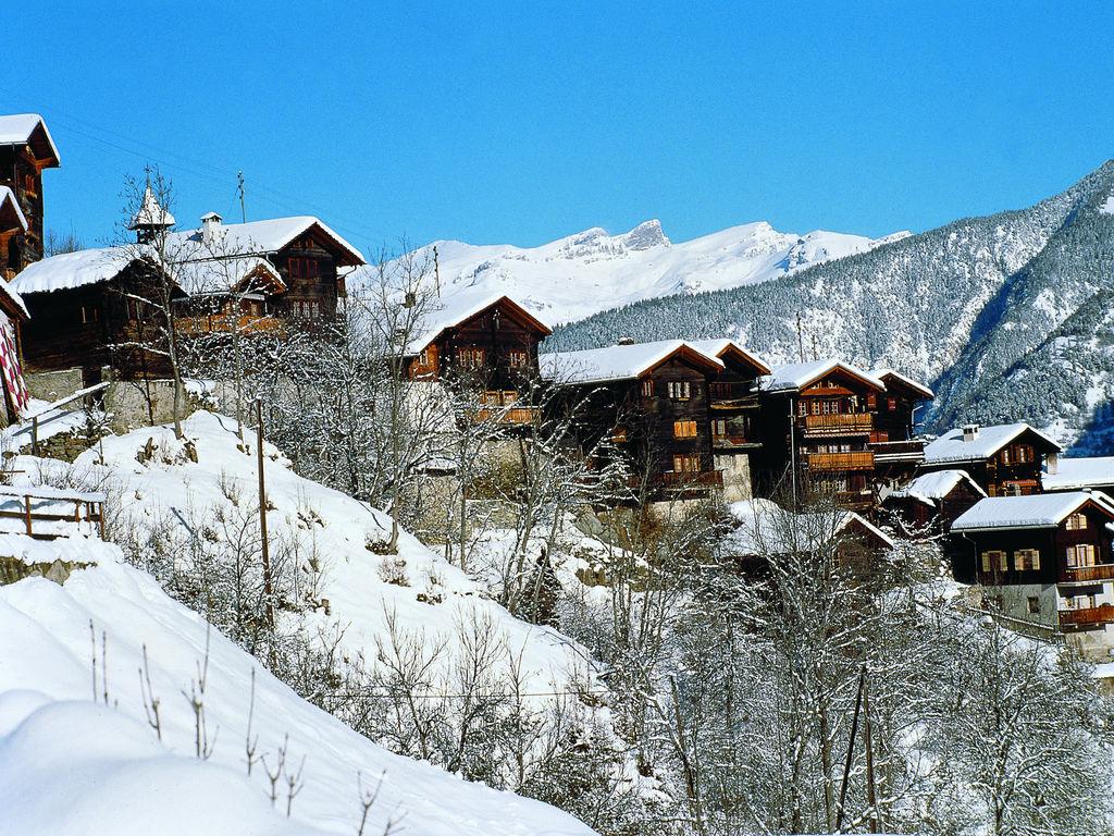 Ferienhaus Komfortables Chalet mit Blick auf die Alpen in Vex (2303936), Thyon-Les Collons, 4 Vallées, Wallis, Schweiz, Bild 27