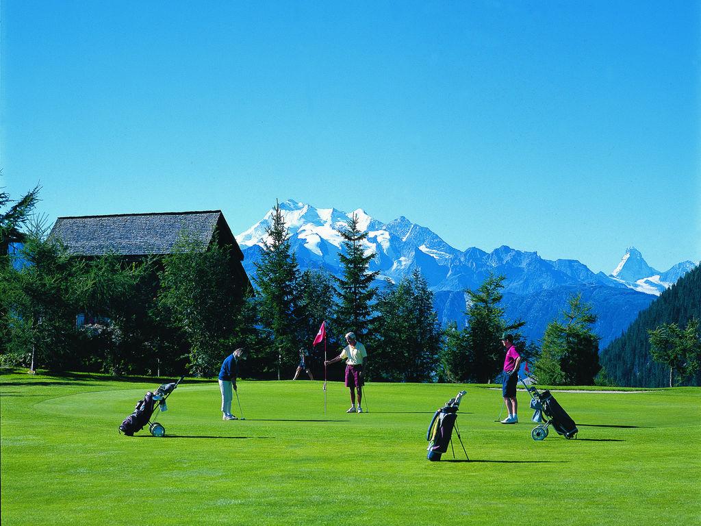 Ferienhaus Komfortables Chalet mit Blick auf die Alpen in Vex (2303936), Thyon-Les Collons, 4 Vallées, Wallis, Schweiz, Bild 17