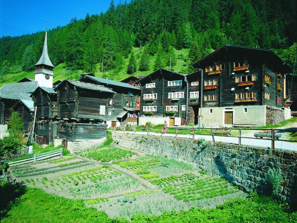 Ferienhaus Komfortables Chalet mit Blick auf die Alpen in Vex (2303936), Thyon-Les Collons, 4 Vallées, Wallis, Schweiz, Bild 18