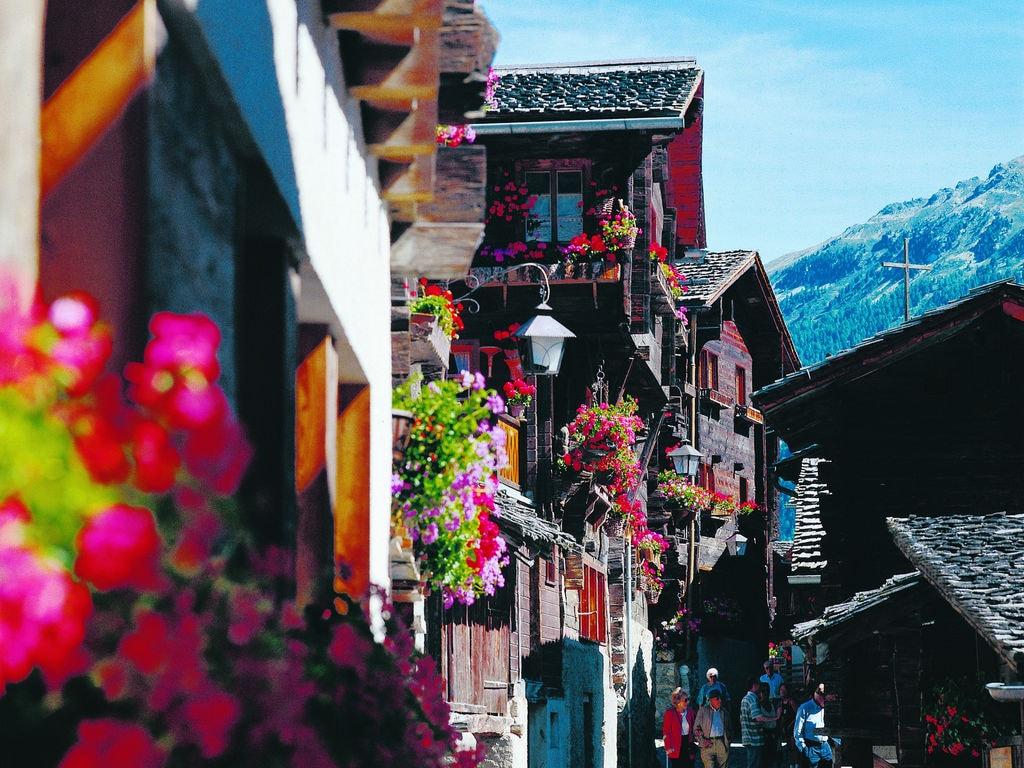 Ferienhaus Komfortables Chalet mit Blick auf die Alpen in Vex (2303936), Thyon-Les Collons, 4 Vallées, Wallis, Schweiz, Bild 21