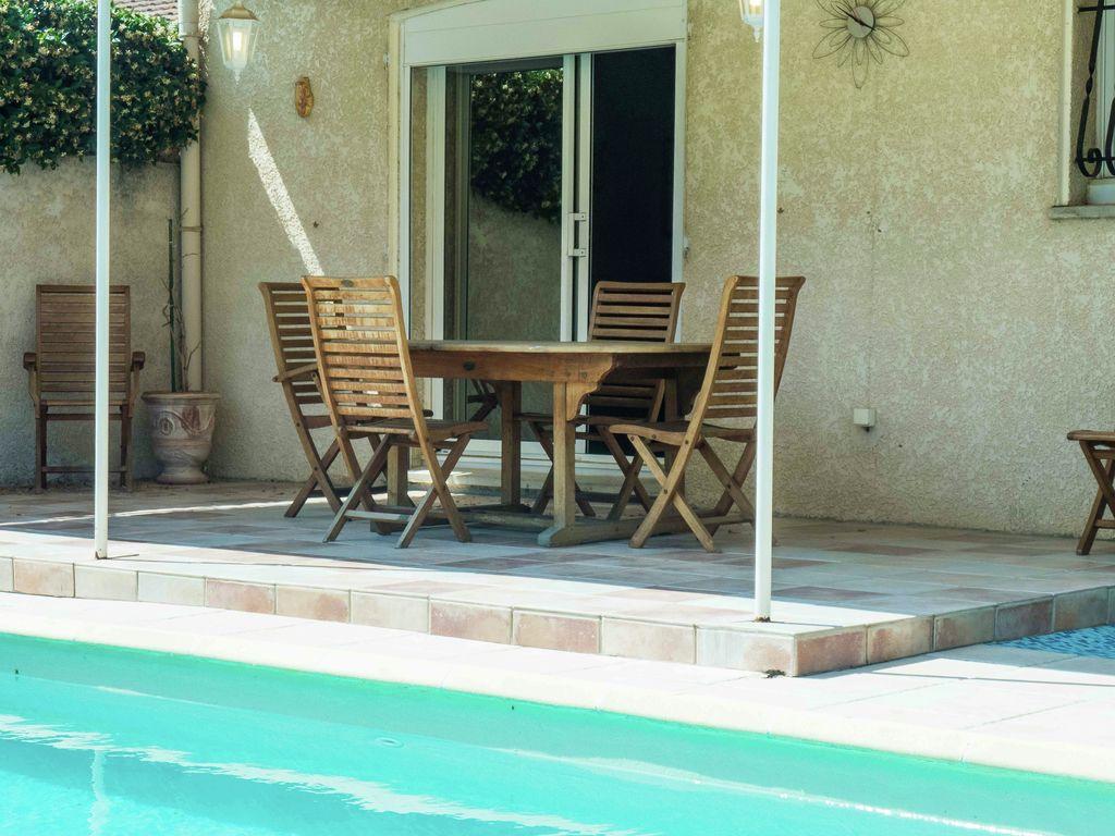 Ferienhaus Fantastisches Ferienhaus mit Swimmingpool in Narbonne (2320456), Narbonne, Mittelmeerküste Aude, Languedoc-Roussillon, Frankreich, Bild 20