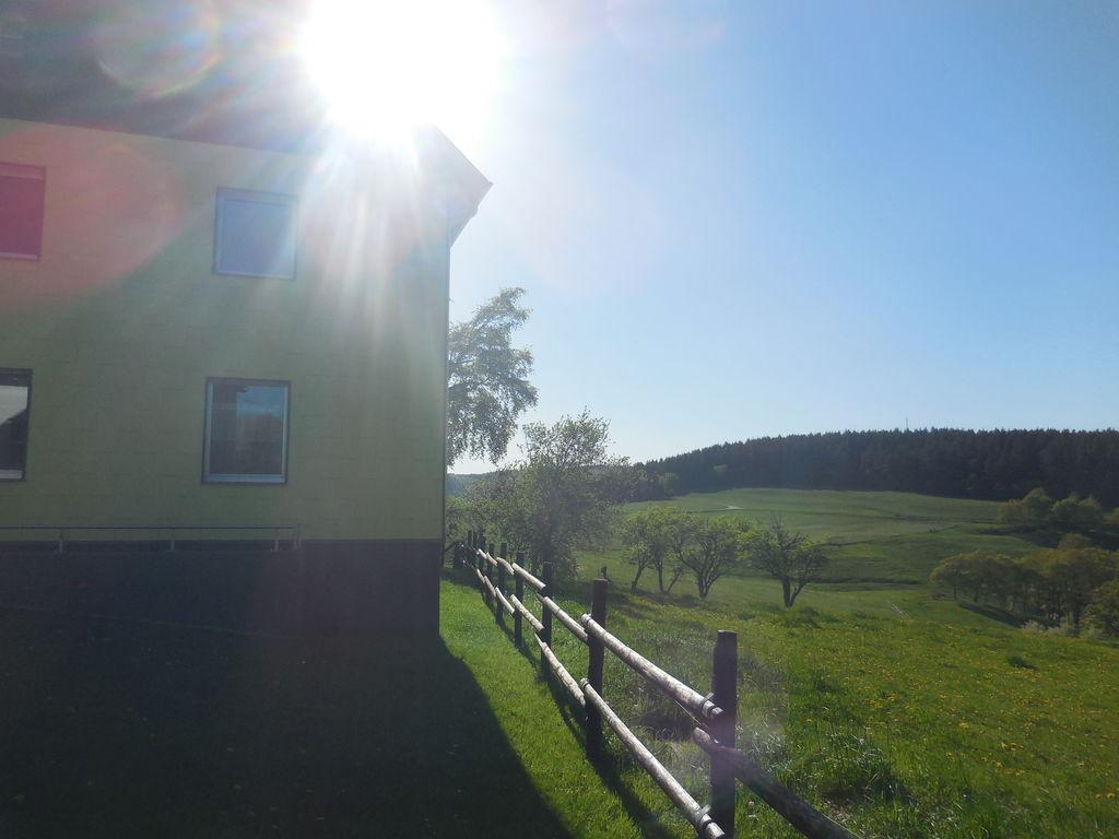 Eifeltalblick Ferienhaus  Eifel in NRW