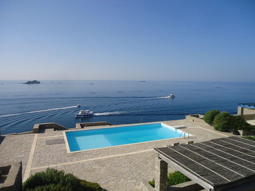 Ferienhaus Waterfront Villas Paros Villa Antiparos (2329430), Paros, Paros, Kykladen, Griechenland, Bild 4