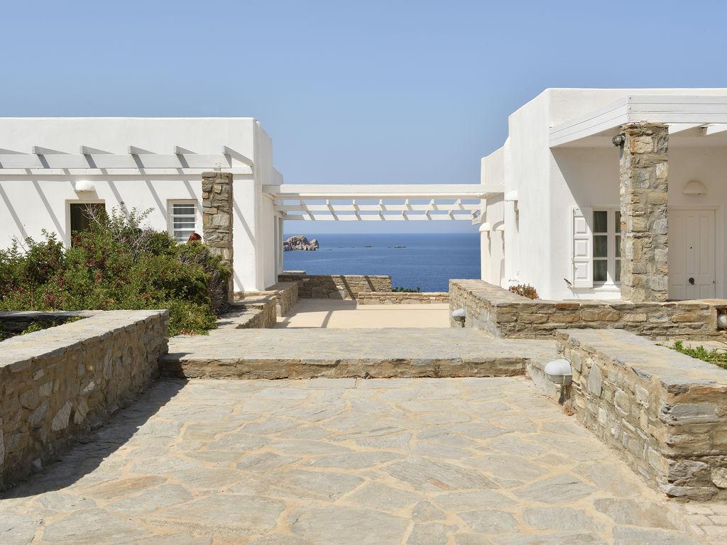 Ferienhaus Waterfront Villas Paros Villa Antiparos (2329430), Paros, Paros, Kykladen, Griechenland, Bild 14