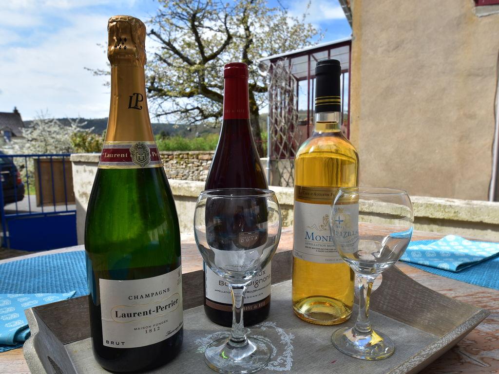 Ferienhaus Gemütliches Ferienhaus in Burgund mit Garten (2410174), Saint Gengoux le National, Saône-et-Loire, Burgund, Frankreich, Bild 38