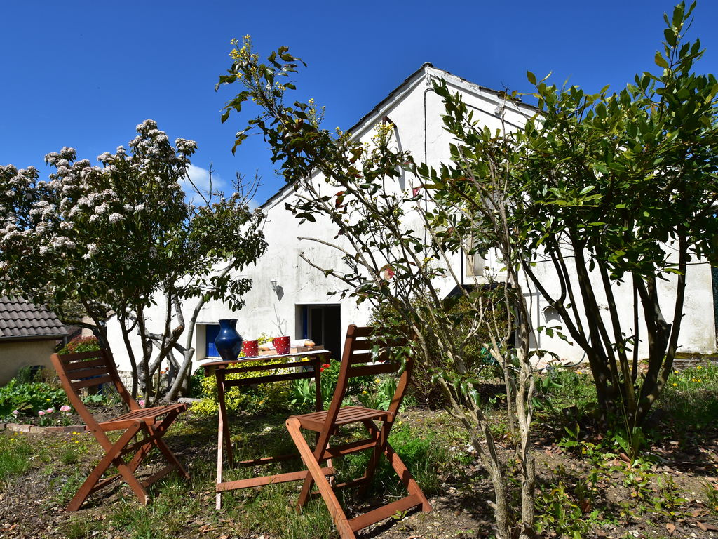 Ferienhaus Gemütliches Ferienhaus in Burgund mit Garten (2410174), Saint Gengoux le National, Saône-et-Loire, Burgund, Frankreich, Bild 2