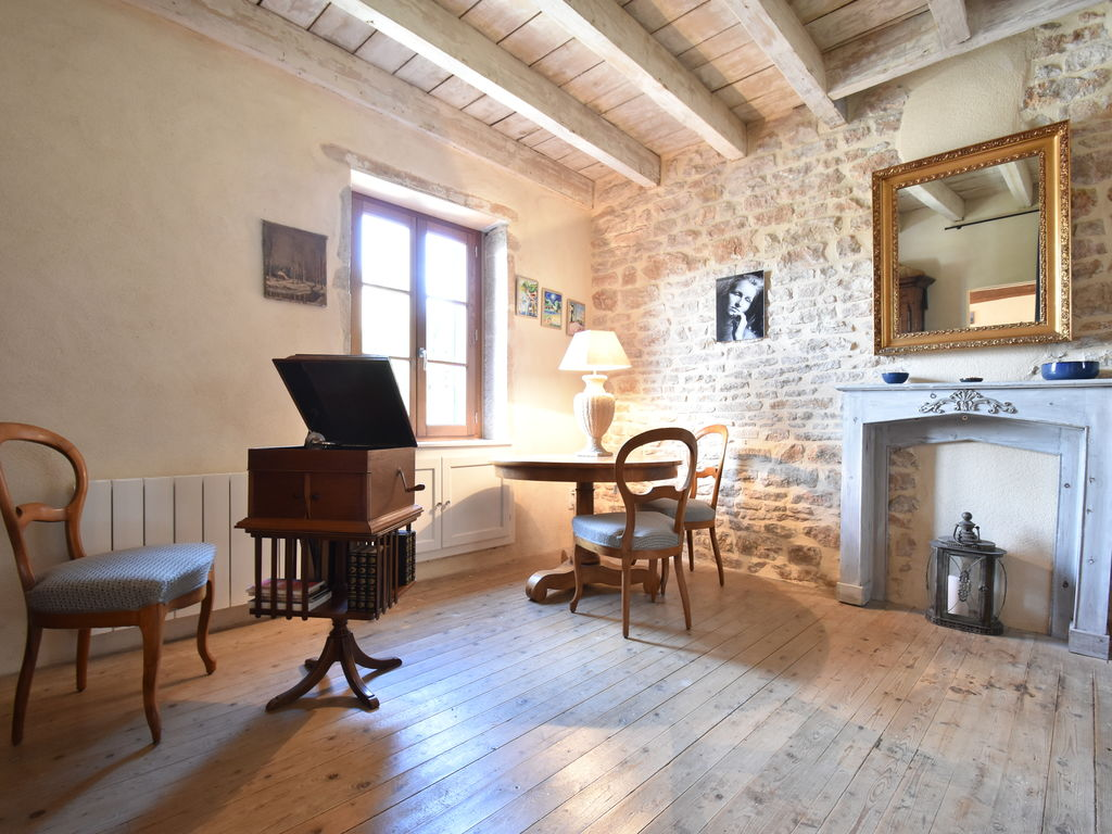 Ferienhaus Gemütliches Ferienhaus in Burgund mit Garten (2410174), Saint Gengoux le National, Saône-et-Loire, Burgund, Frankreich, Bild 16