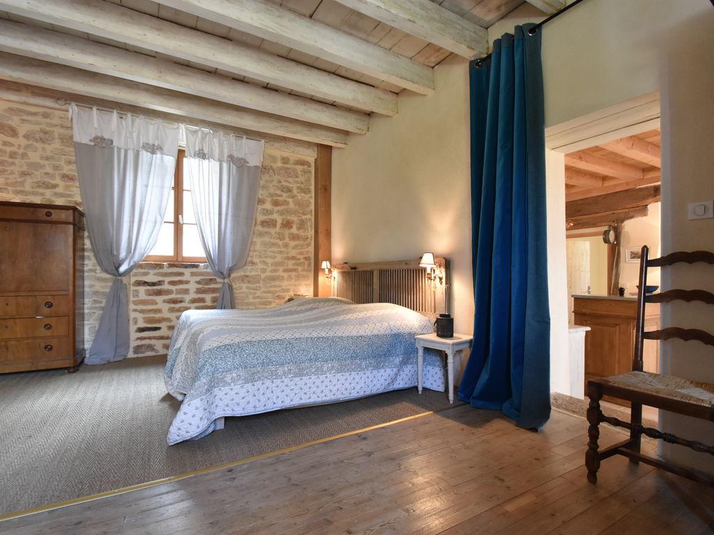 Ferienhaus Gemütliches Ferienhaus in Burgund mit Garten (2410174), Saint Gengoux le National, Saône-et-Loire, Burgund, Frankreich, Bild 15