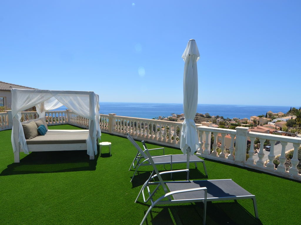 Ferienhaus Luxuriöse Villa mit privatem Pool in Coveta Fumá (2448695), Coveta Fuma, Costa Blanca, Valencia, Spanien, Bild 22