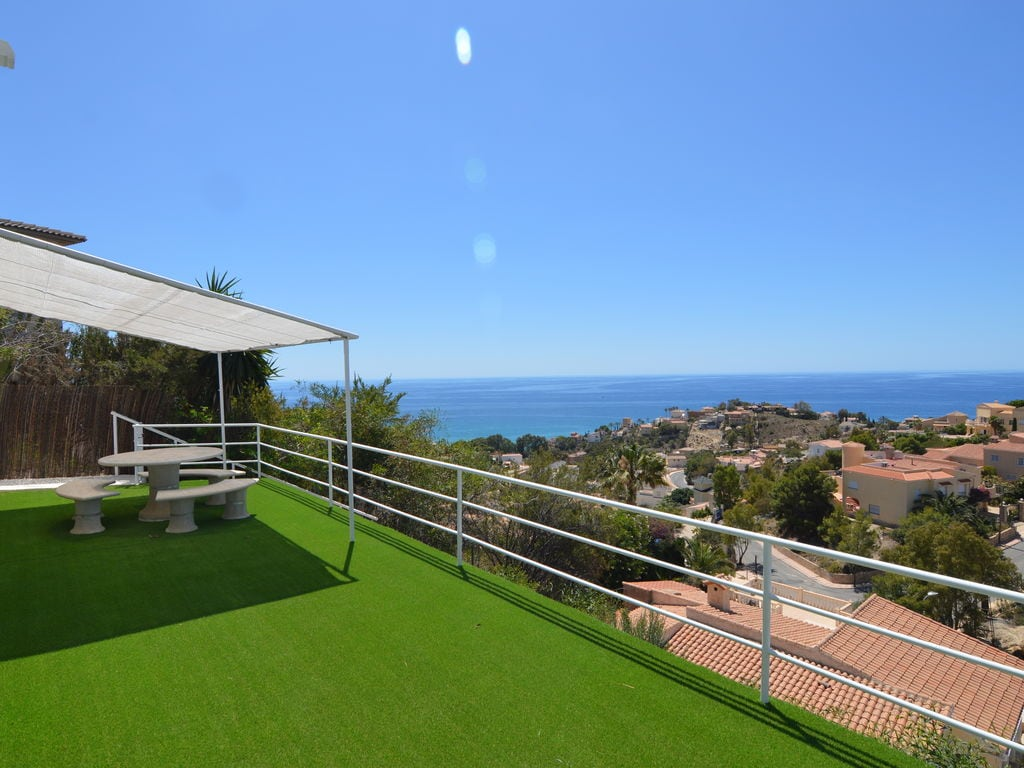 Ferienhaus Luxuriöse Villa mit privatem Pool in Coveta Fumá (2448695), Coveta Fuma, Costa Blanca, Valencia, Spanien, Bild 5