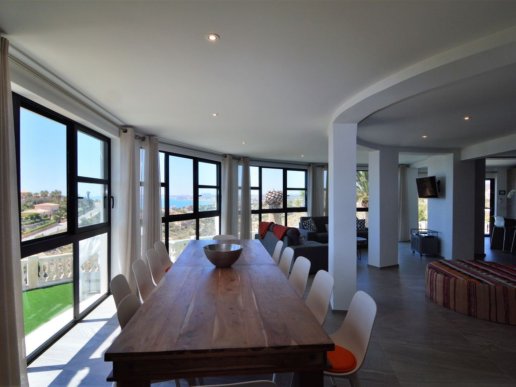 Ferienhaus Luxuriöse Villa mit privatem Pool in Coveta Fumá (2448695), Coveta Fuma, Costa Blanca, Valencia, Spanien, Bild 27