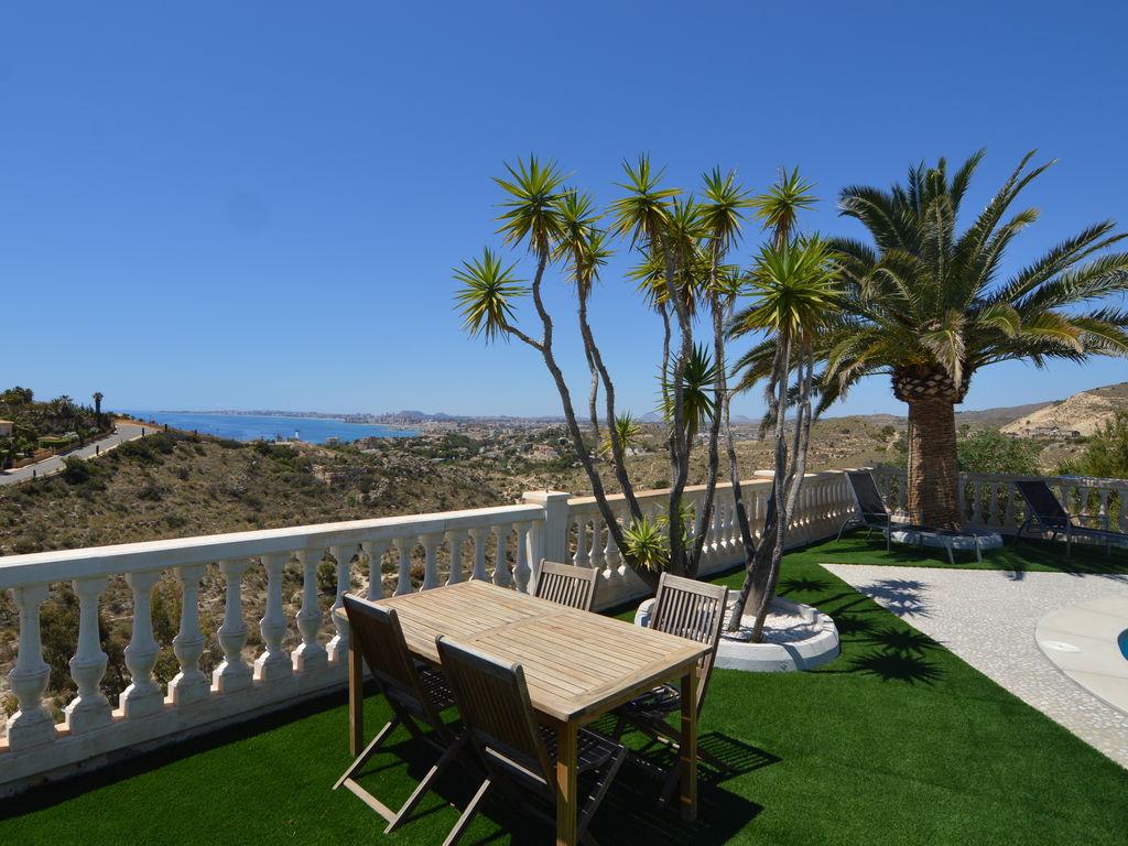 Ferienhaus Luxuriöse Villa mit privatem Pool in Coveta Fumá (2448695), Coveta Fuma, Costa Blanca, Valencia, Spanien, Bild 23
