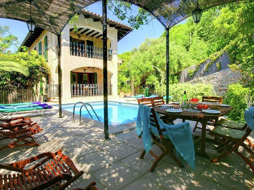 Ferienhaus Villa 26 (246620), Valldemosa, Mallorca, Balearische Inseln, Spanien, Bild 2