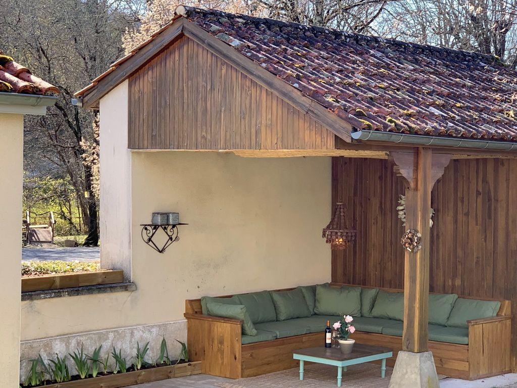 Ferienhaus L'ecole de Grezels (2605027), Puy l'Évêque, Lot, Midi-Pyrénées, Frankreich, Bild 5