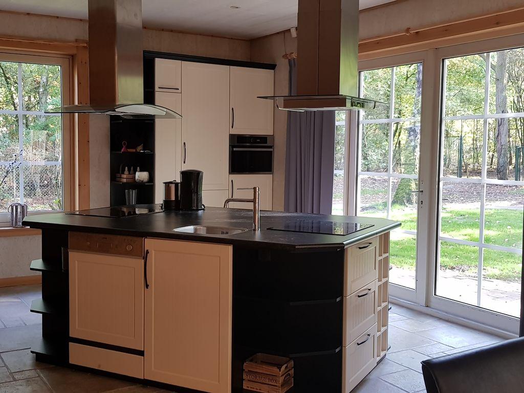 Ferienhaus Schönes am Waldrand gelegenes Haus mit Whirlpool (2343755), Woeste hoeve, Veluwe, Gelderland, Niederlande, Bild 12