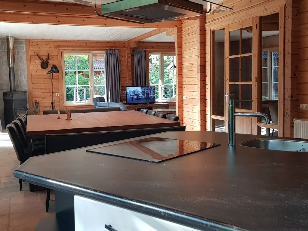 Ferienhaus Schönes am Waldrand gelegenes Haus mit Whirlpool (2343755), Woeste hoeve, Veluwe, Gelderland, Niederlande, Bild 13