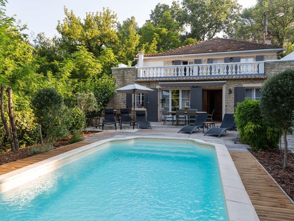 Holiday house Ruhiges Ferienhaus in Carpentras mit privatem Swimmingpool (2362559), Carpentras, Vaucluse, Provence - Alps - Côte d'Azur, France, picture 1