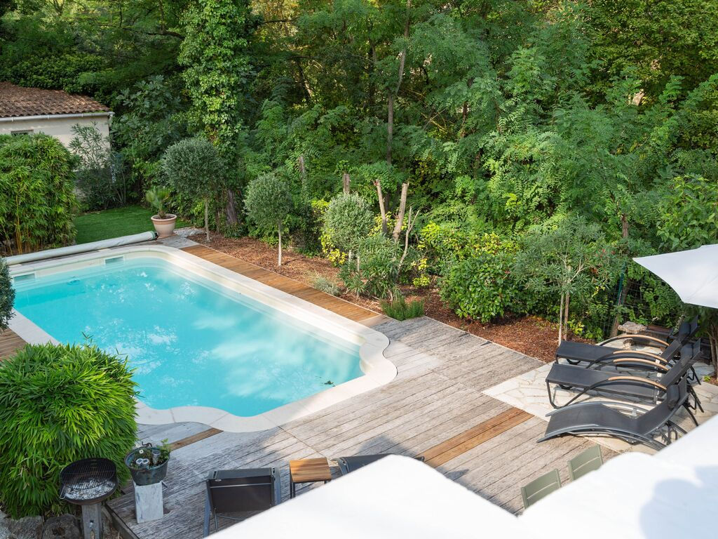 Holiday house Ruhiges Ferienhaus in Carpentras mit privatem Swimmingpool (2362559), Carpentras, Vaucluse, Provence - Alps - Côte d'Azur, France, picture 10