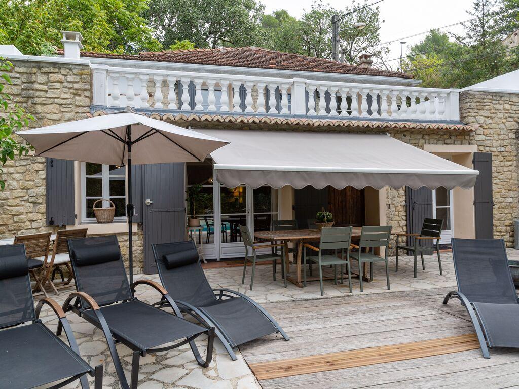 Holiday house Ruhiges Ferienhaus in Carpentras mit privatem Swimmingpool (2362559), Carpentras, Vaucluse, Provence - Alps - Côte d'Azur, France, picture 7