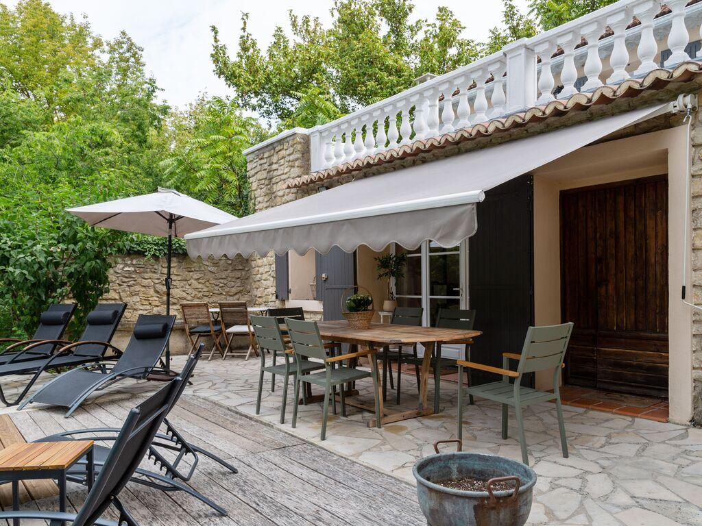 Holiday house Ruhiges Ferienhaus in Carpentras mit privatem Swimmingpool (2362559), Carpentras, Vaucluse, Provence - Alps - Côte d'Azur, France, picture 8